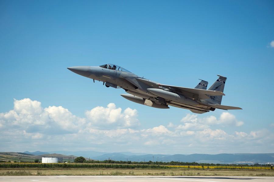 CHAD WARREN/U.S. AIR FORCE