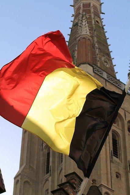 flag belgia