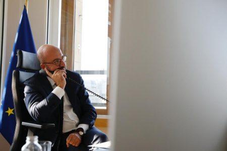 Charles Michel, președintele Consiliului European