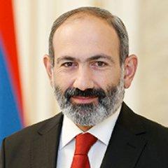 Premierul armean Nikol Pashinyan - foto Twitter