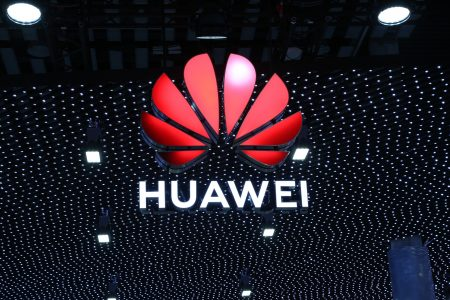 Politichome interdictie Huawei