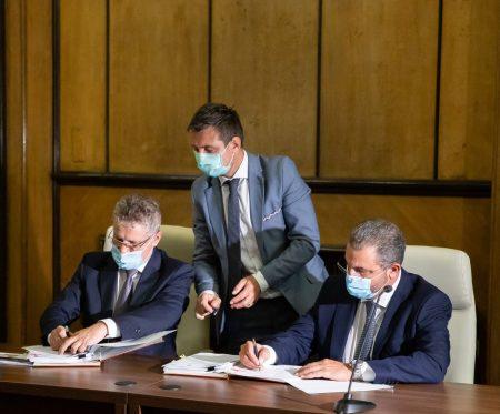 AKTOR România proiect feroviar Alstom Arcada