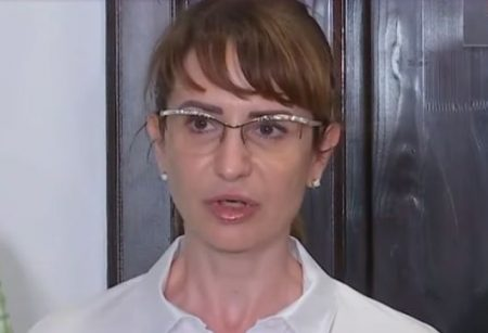 Sursa foto - captura youtube Fosta şefă a DIICOT Giorgiana Hosu se pensionează la 49 de ani