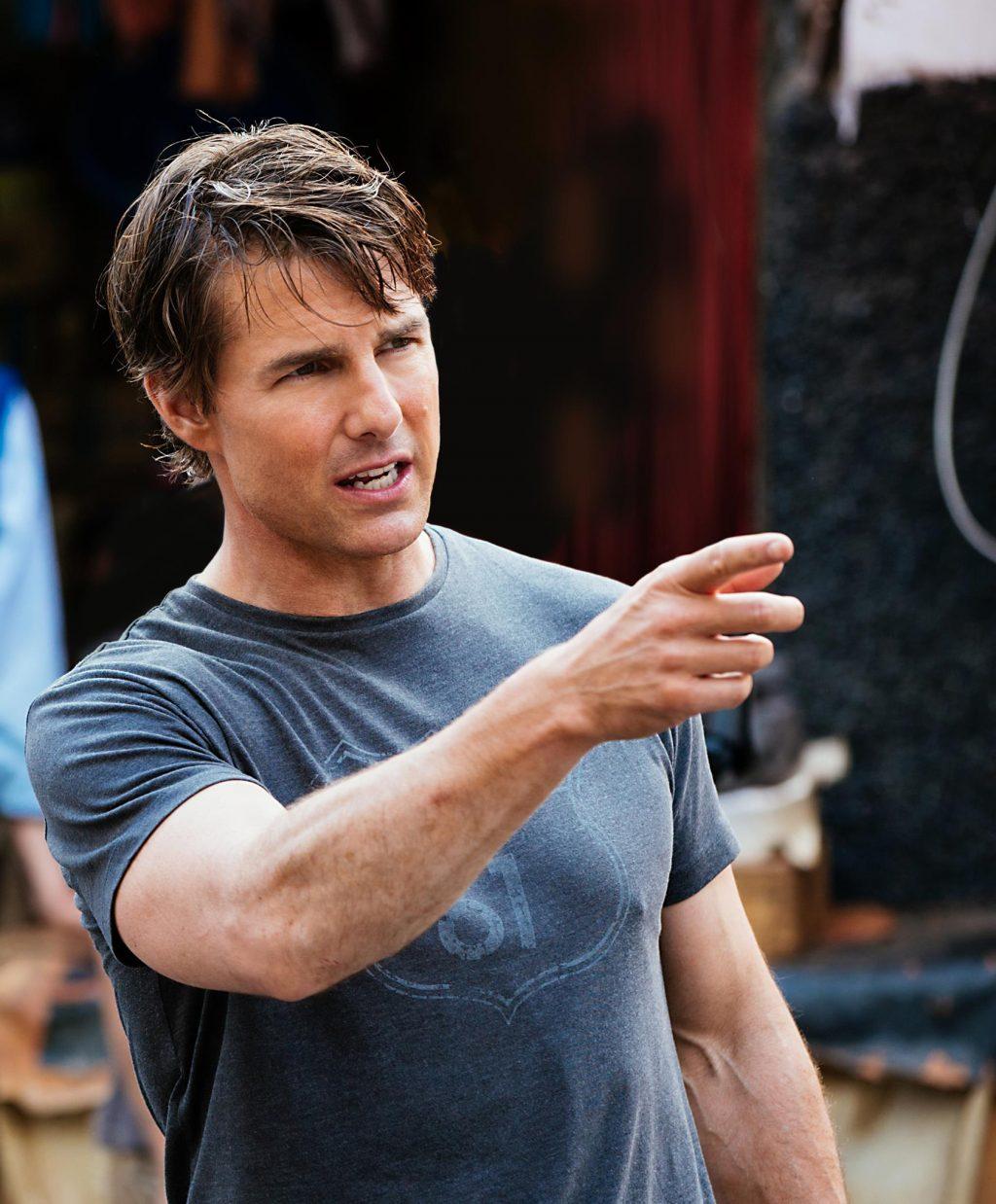 Tom Cruise (Foto Facebook)