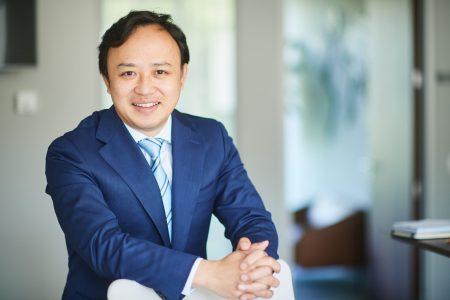 Abraham liu, Huawei, 5G