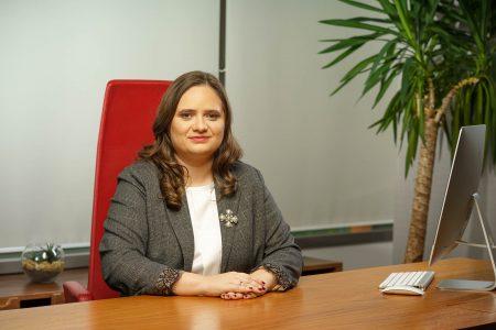Andra Olar-Caragea, CEO CITR, insolvente