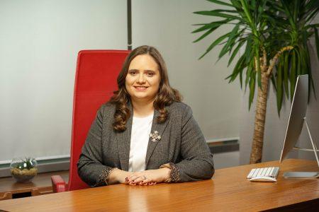Andra Olar Caragea, CEO CITR