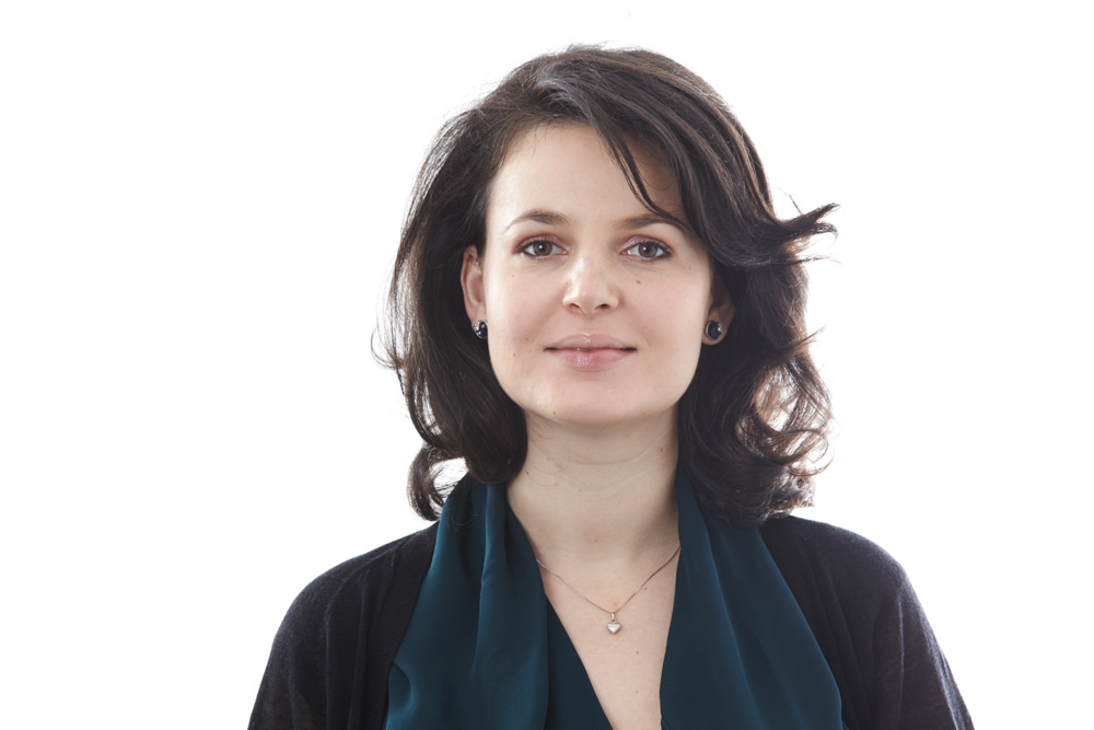 Georgiana Iancu, EY Romania