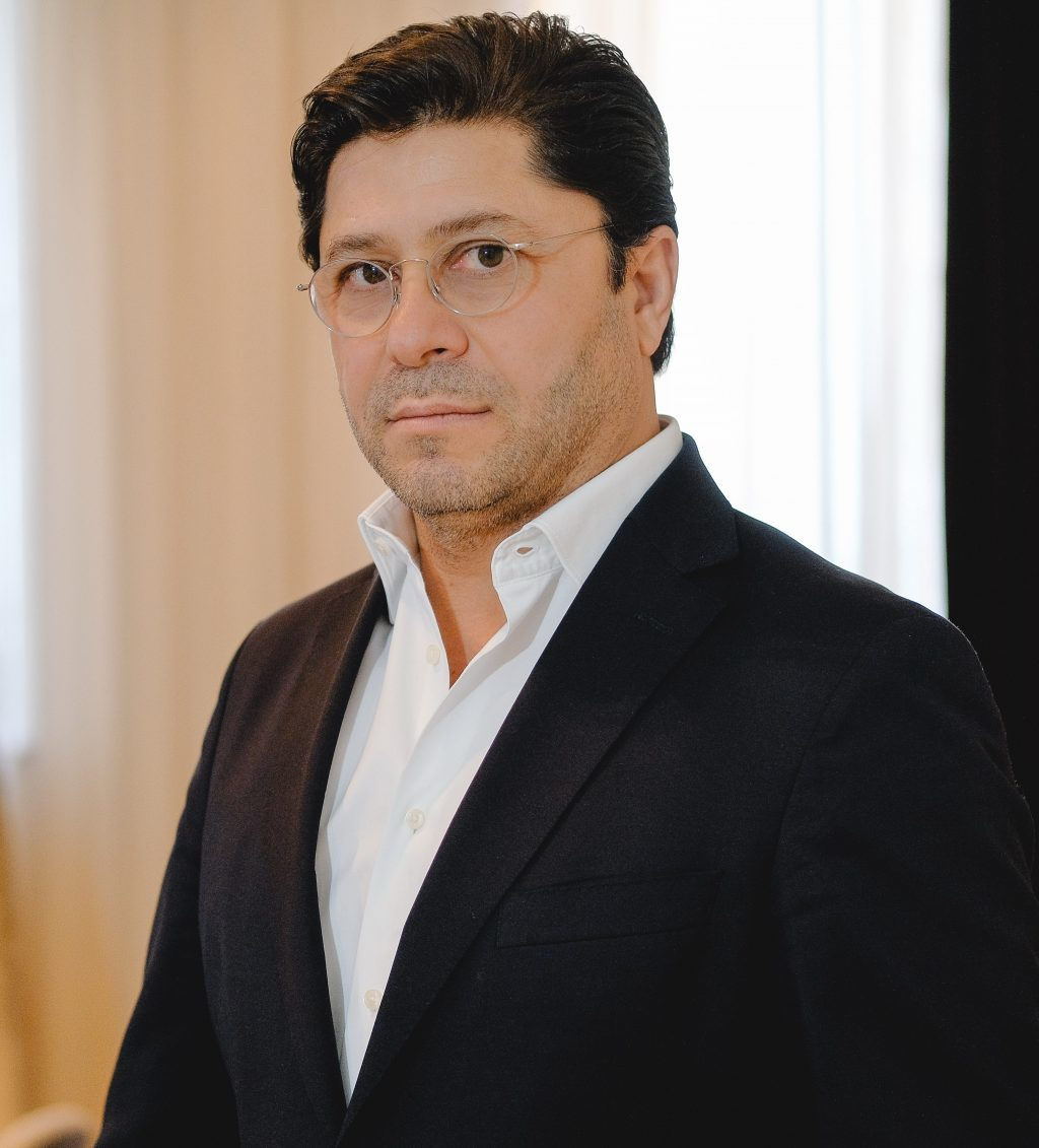 Gruia Stoica, Presedintele Grupului GRAMPET- Grup Feroviar Roman