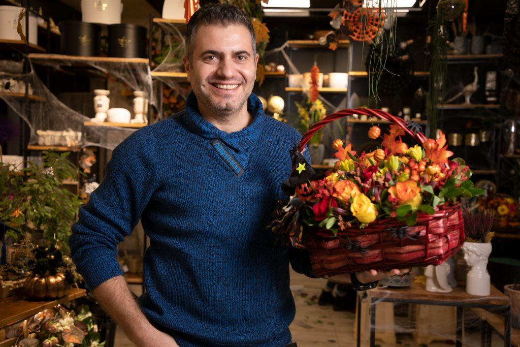 Marius Dosinescu_CEO si fondator FlorideLux