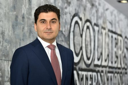 Sebastian Dragomir, Colliers International Romania (2)