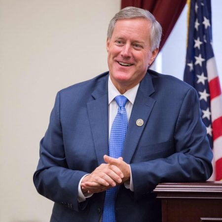 Mark Meadows, foto Facebook