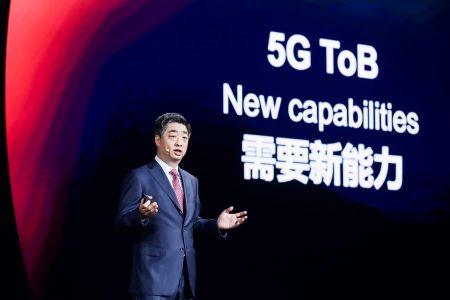 Ken Hu, Vicepreședinte Huawei la MBBF 2020