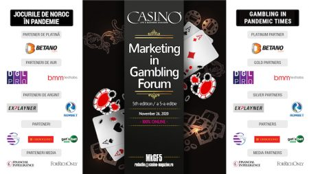 Forumul de Marketing, Casino Magazine