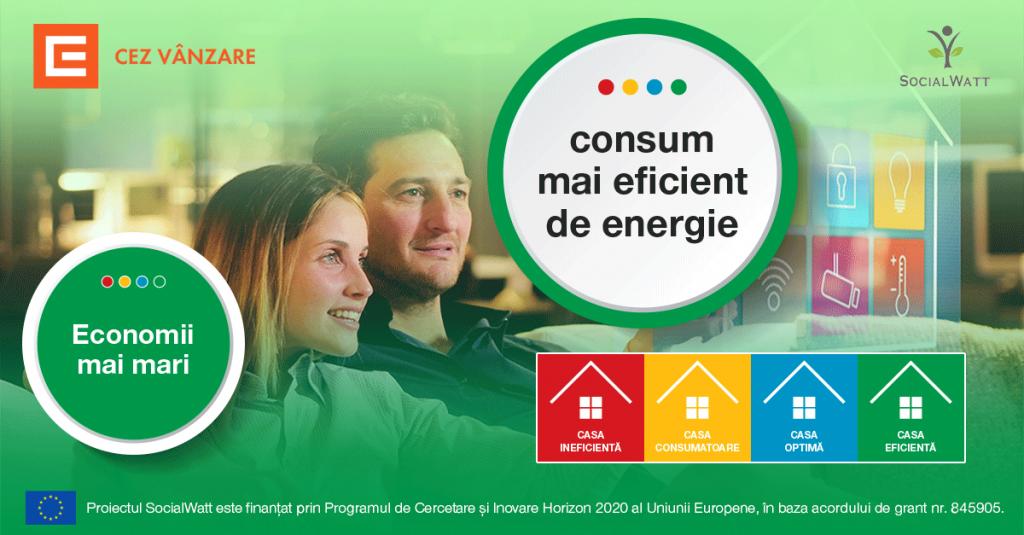 CEZ Vanzare, Promisiunea Verde, Promisiunea pebtru Acasa, energie vede