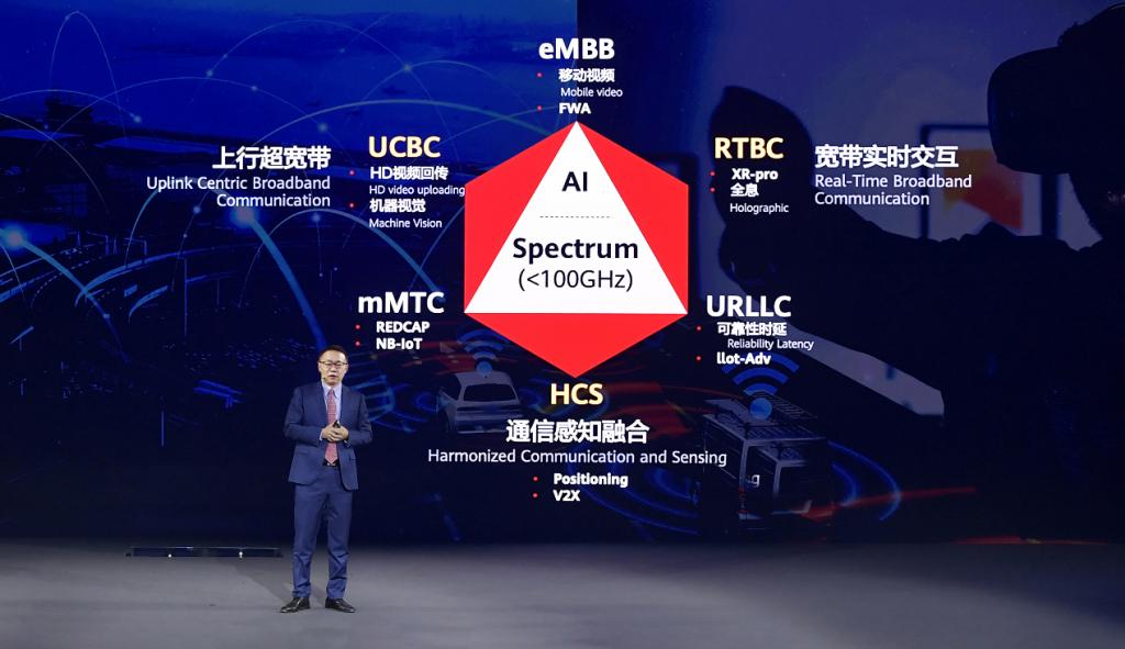 David Wang, Huawei, la MGGF 2020