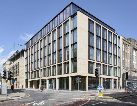 Edinburgh Office, Huawei, cercatare, Dan Ghica