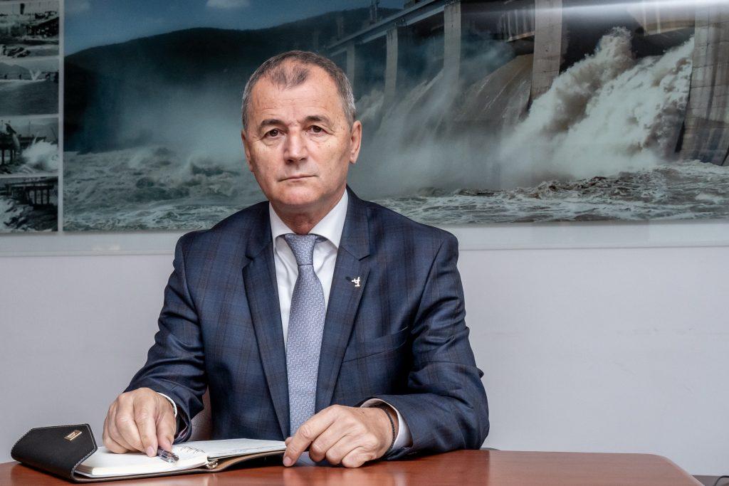 Mihaiță Petruș Fundeanu hidroconstructia, aniversare, 70 de ani