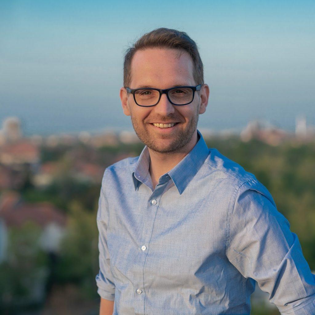 Dominic Fritz, noul primar al Timişoarei (foto Facebook)