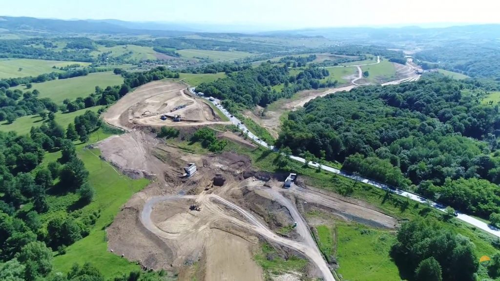 Pro Infrastructura autostrada Lugoj - Deva