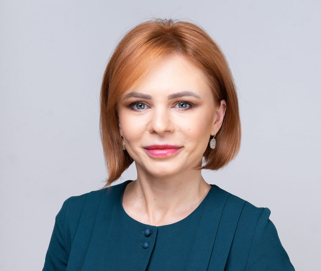 Daniela Serban, Presedinte ARIR