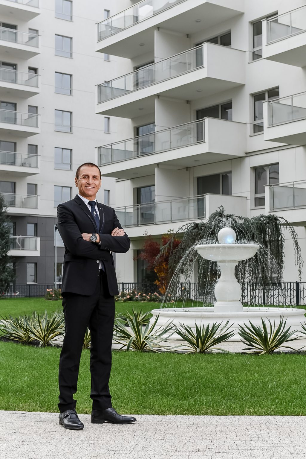 Gheorghe Iaciu, acţionar majoritar al companiei Impact