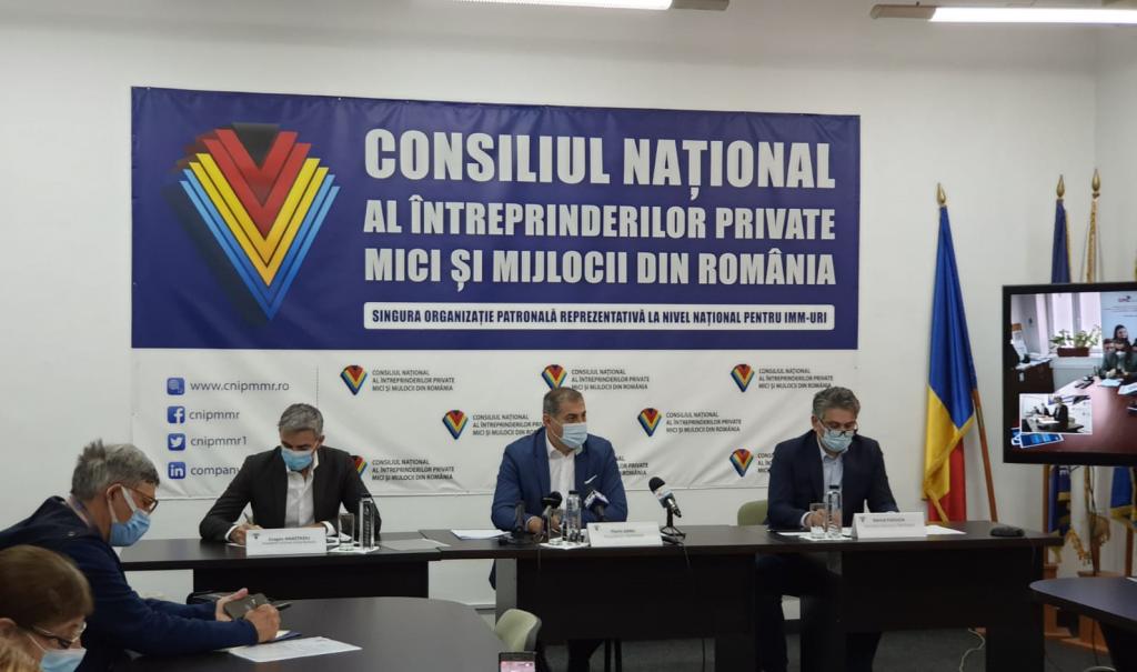 Consiliul Naţional al Întreprinderilor Private Mici şi Mijlocii din România (CNIPMMR)