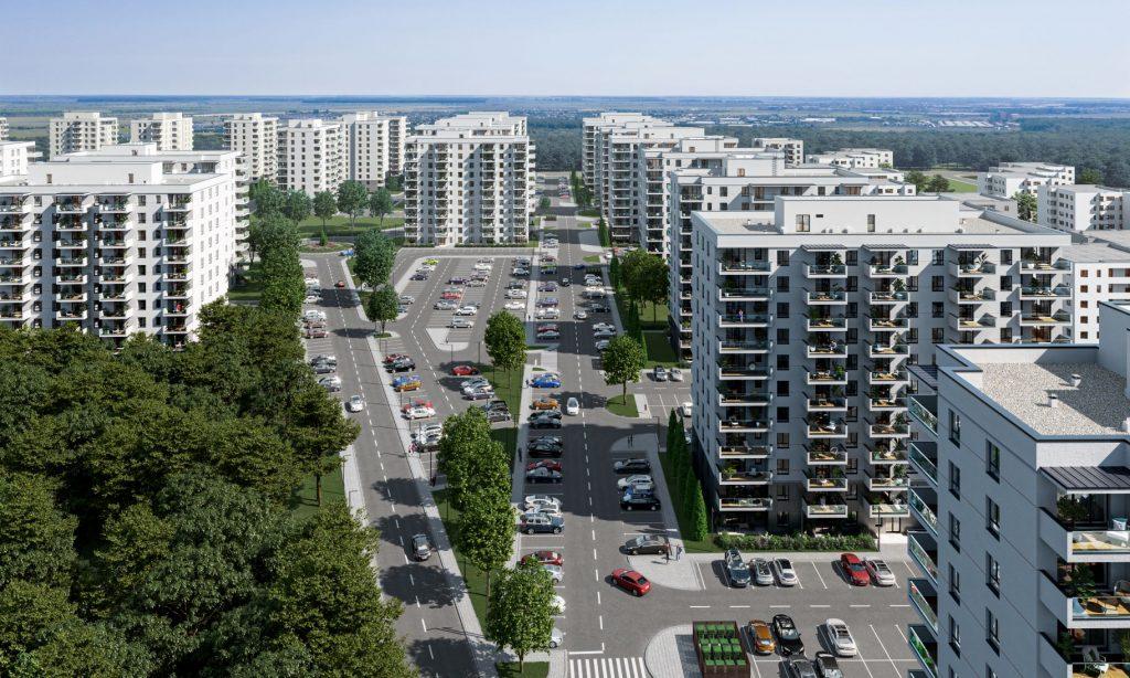 Impact Developer & Contractor incepe lucrarile de construire la primele 406 apartamente din Greenfield Teilor Baneasa