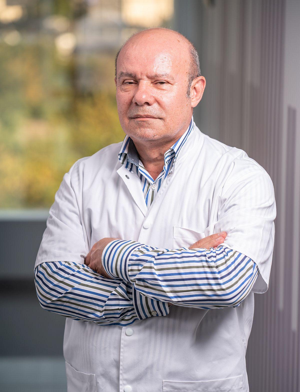 Prof Gheorghe Iana Director Medical