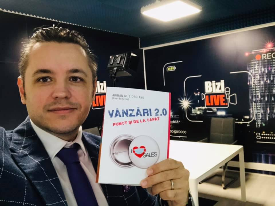 Constantin Paraschiv Bizi Live TV Vanzari 20 LIVE