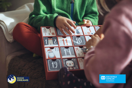 donatie Huawei România cadouri Crăciun copii Asociaţia SOS Satele Copiilor