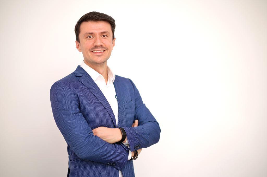 Alexandru Sgâncă, Country Manager, CGF 2020