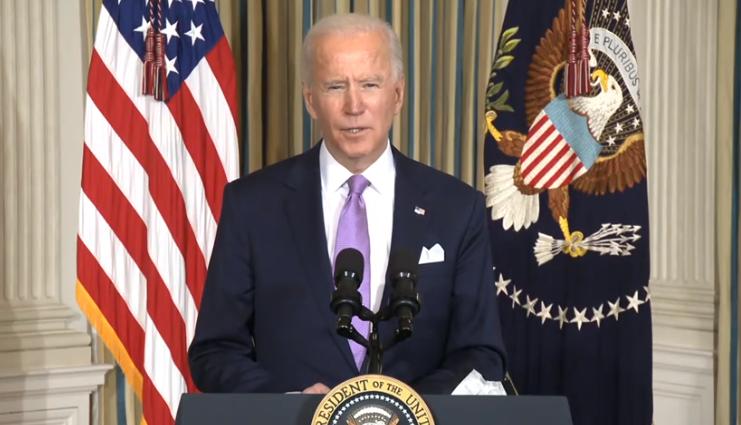 Joe Biden, preşedintele SUA