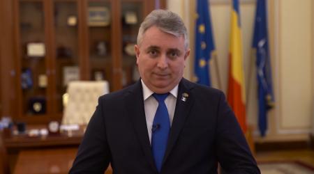 Lucian Bode, Ministrul de Interne