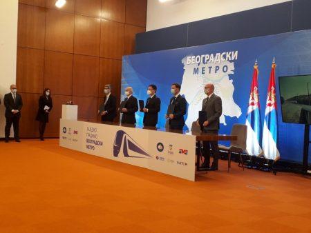 Alstom a semnat un Memorandum de înțelegere pentru proiectarea și construirea primului sistem de metrou din Belgrad