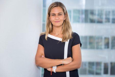 Murielle Lorilloux, CEO Vodafone România, uropa.Conectată: Construim în România un sistem educațional conectat