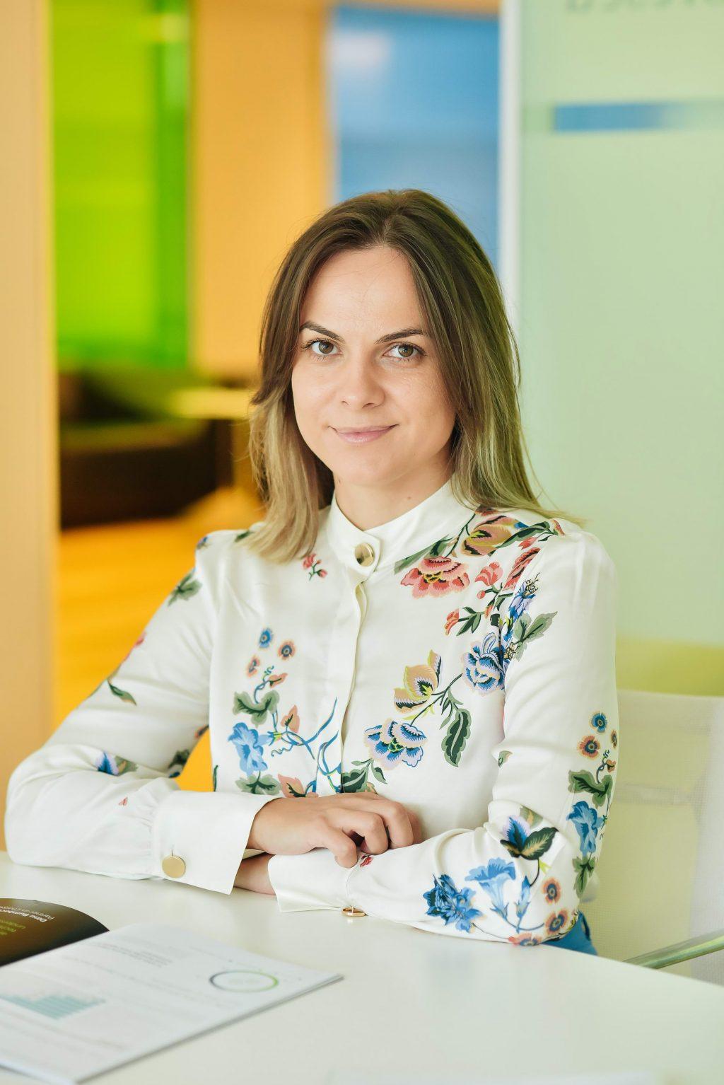 Raluca Baldea, Deloitte Romania