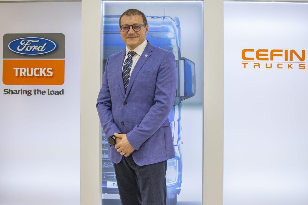 Cefin Trucks a atins în 2020 o cifră de afaceri de 64 de milioane de euro şi prevede creștere și în 2021