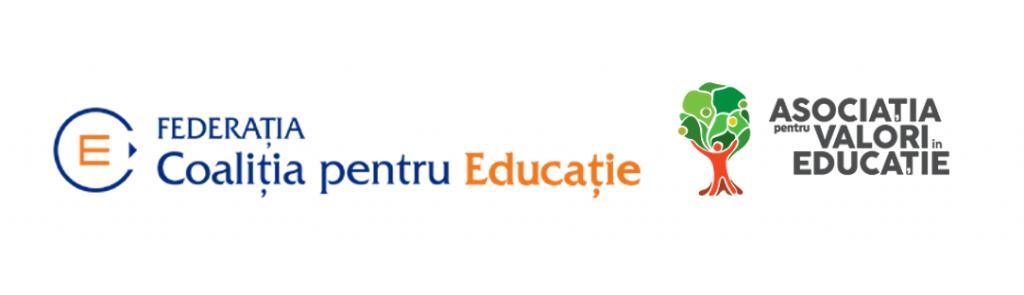 Federația Coaliția pentru Educație și Asociația pentru Valori în educație (AVE)transmit un mesaj către Ministerul Educației și ISJ-uri:Folosiți aceste luni pentru pregătirea profesionalizării managementului unităților de învățământ!