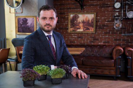 Cristian Tudor, Microgreens România