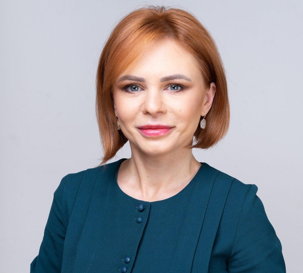 Daniela Șerban - Președinte ARIR