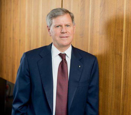 James Stewart, vicepresedinte Trezorerie si Piete de Capital, Raiffeisen Bank