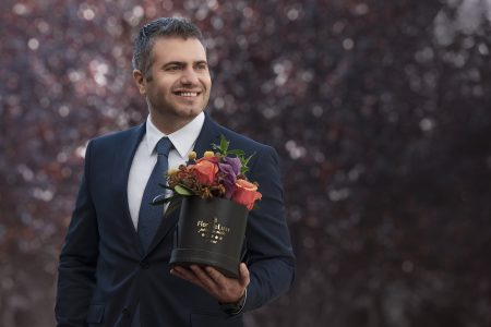 Marius Dosinescu, CEO si fondator FlorideLux