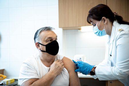 Viktor Orban vaccinare covid