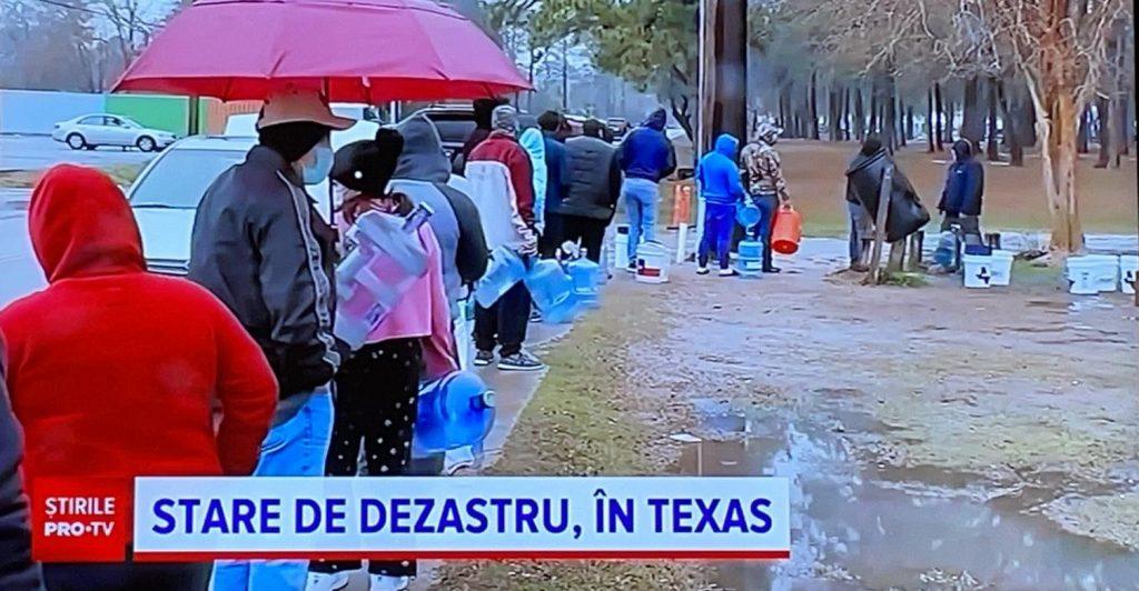 stare de dezastru in texas