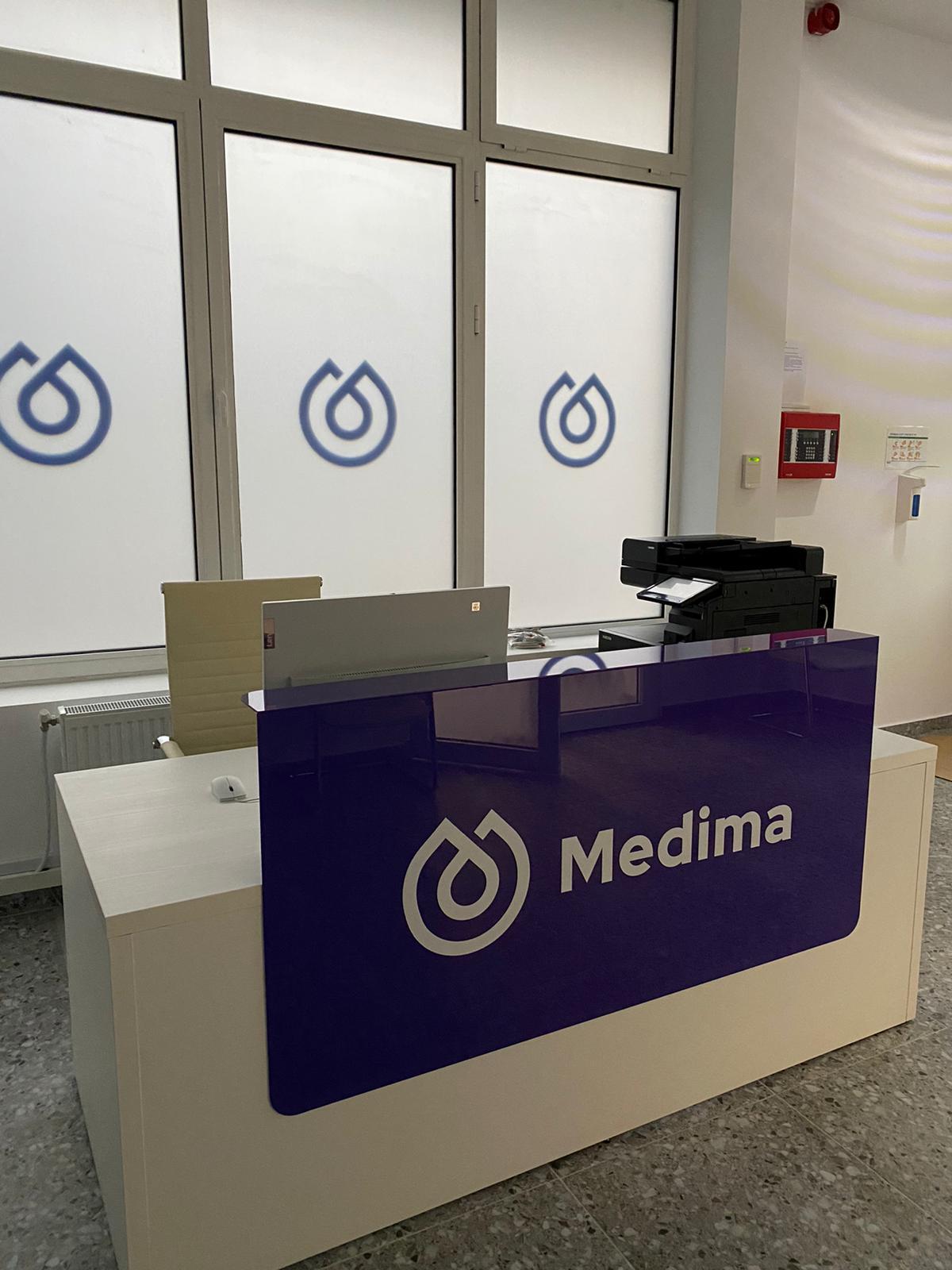 Medima Health Calarasi receptie deschidere Vlad Ardeleanu