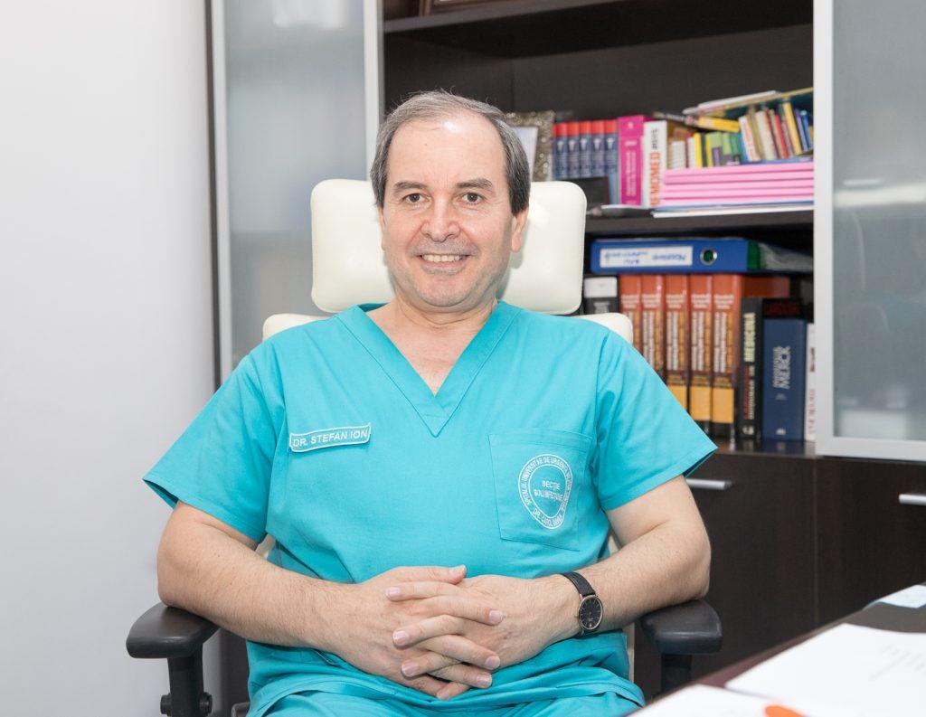 dr. Ion Ștefan Spitalul Militar