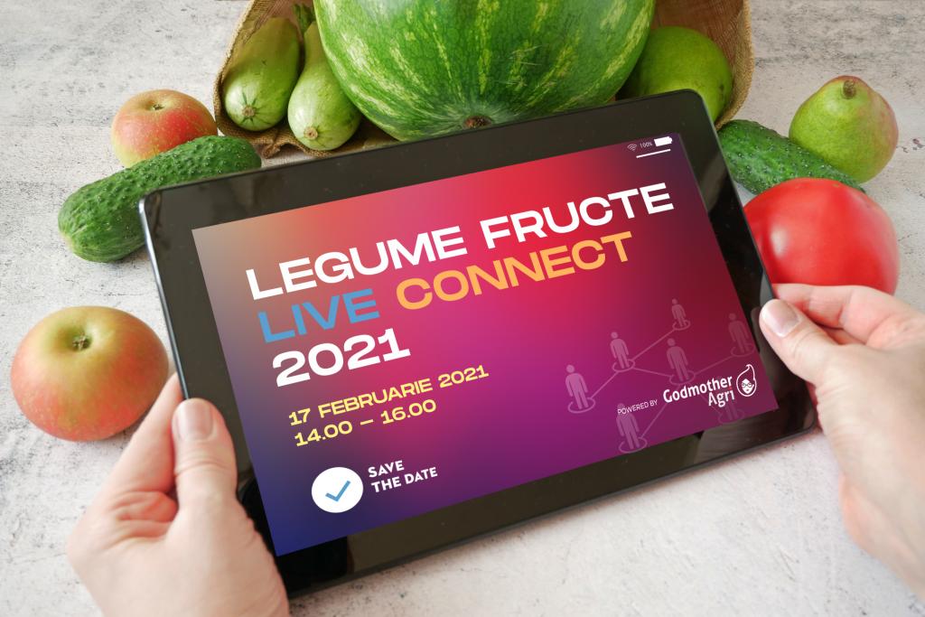 Secretarul de Stat Aurel Simion Copa Cogeca vor deschide, azi, evenimentul Legume Fructe Live Connect