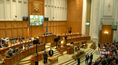 parlament pensii speciale