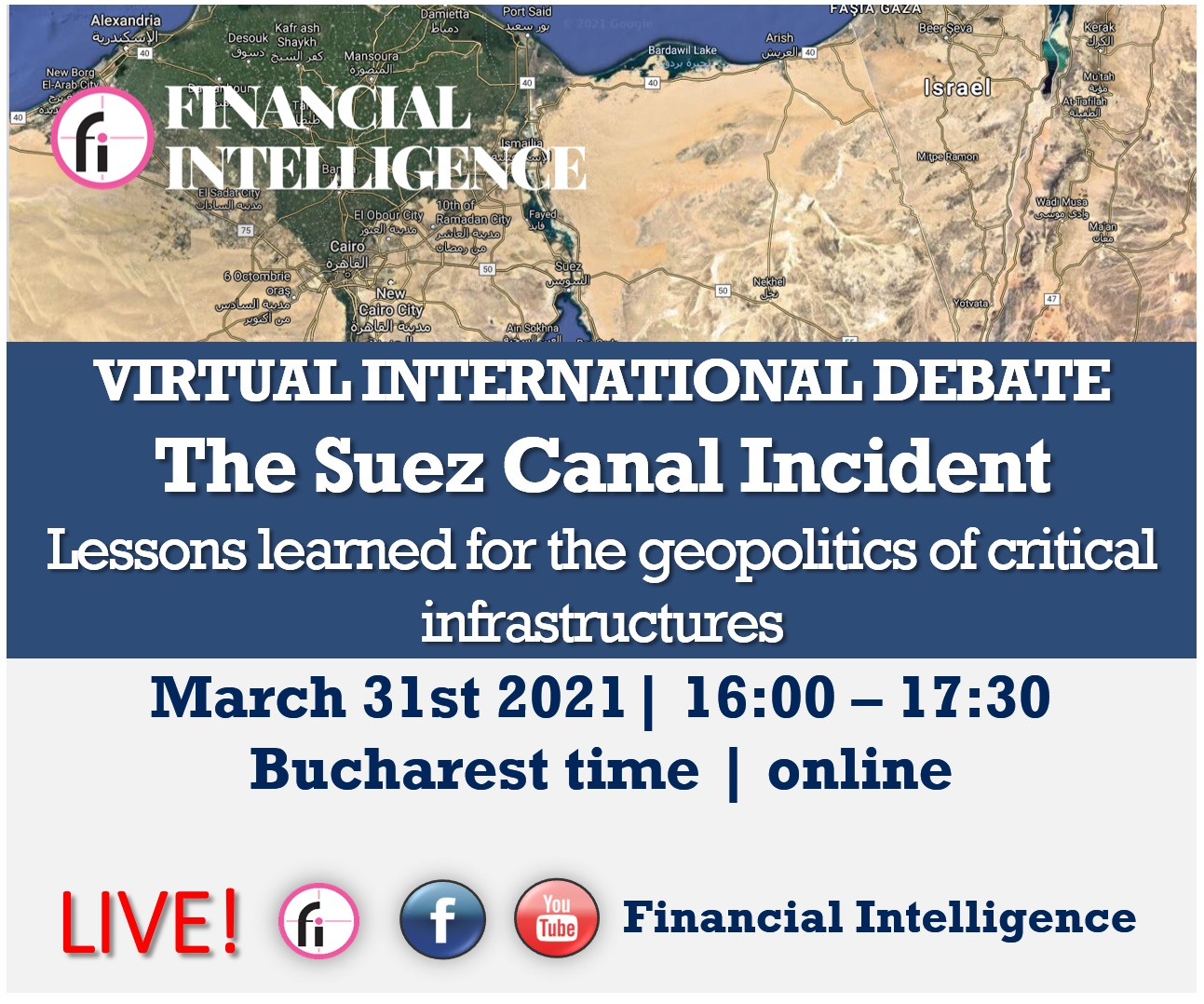 The Suez Canal Incident